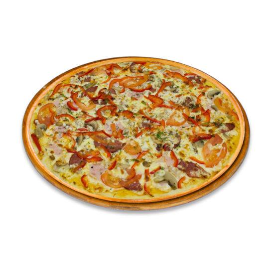 Пицца «Русская» (600г)